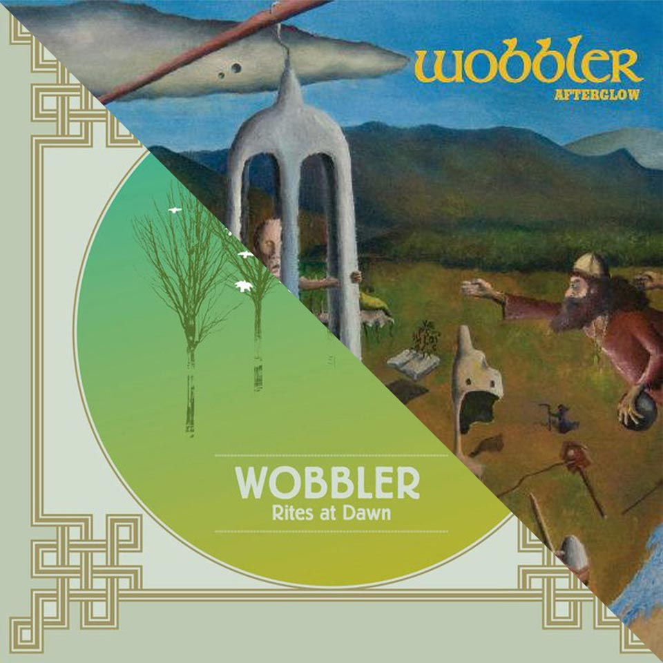Wobbler Remixes